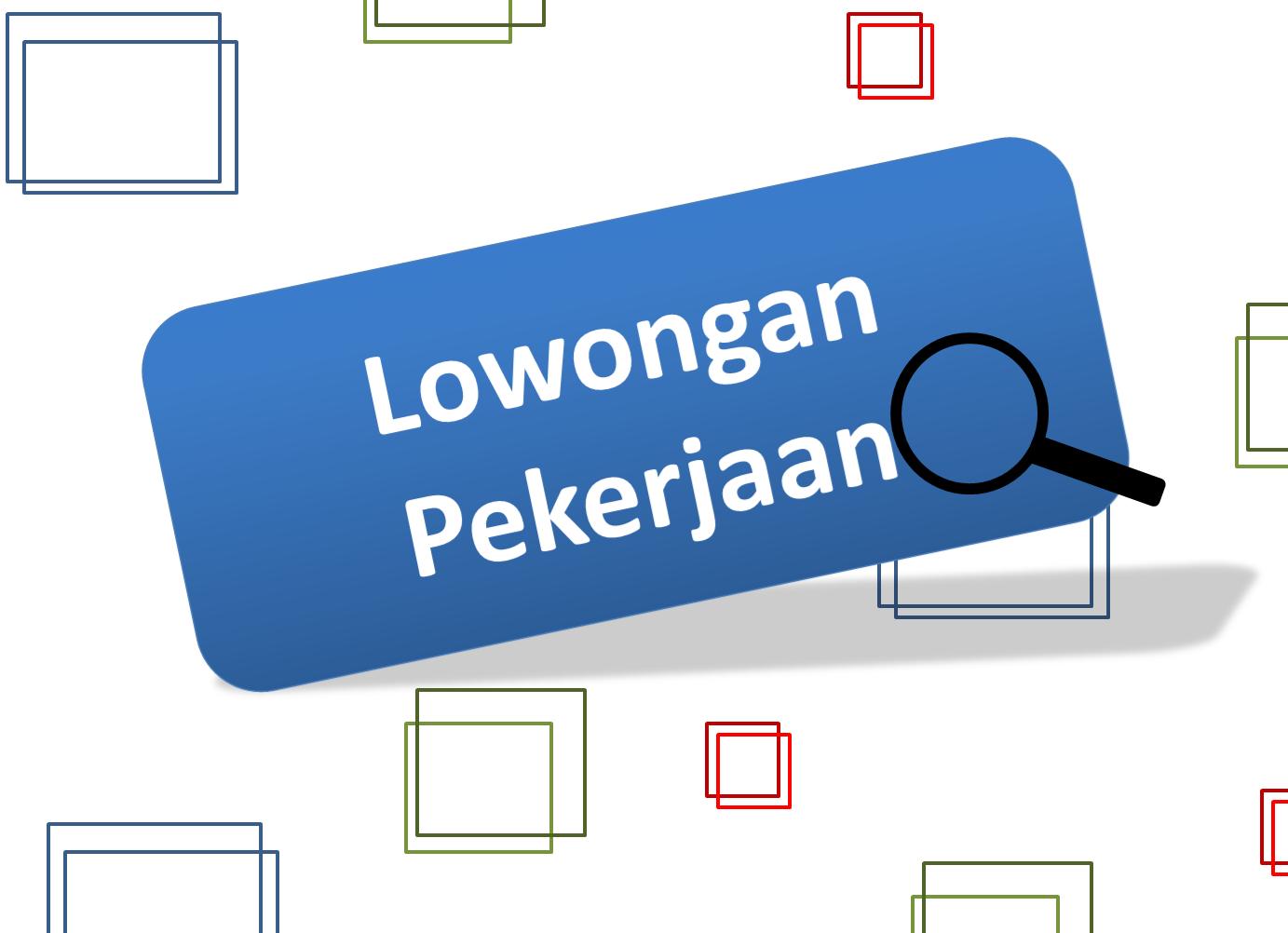 Lamar Lowongan Loker Tangerang Di Putra Indotama Pt 2021 Jobs Id